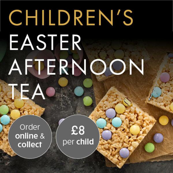 CHILDREN'S Afternoon Tea image 800x800px