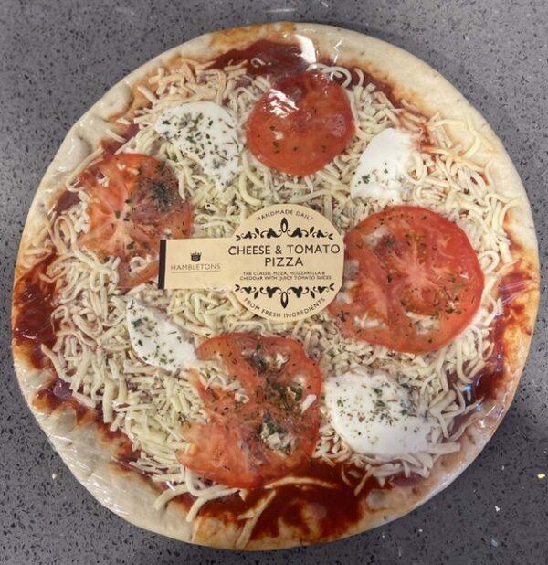 Cheese & Tomato Pizza 12''