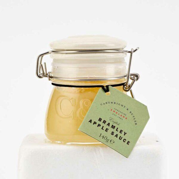 Cartwright & Butler Bramley Apple Sauce (140g)