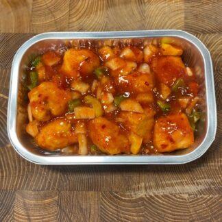 Cho-Pang Chicken