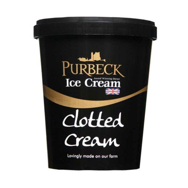 Purbecks Clotted Cream Ice Cream