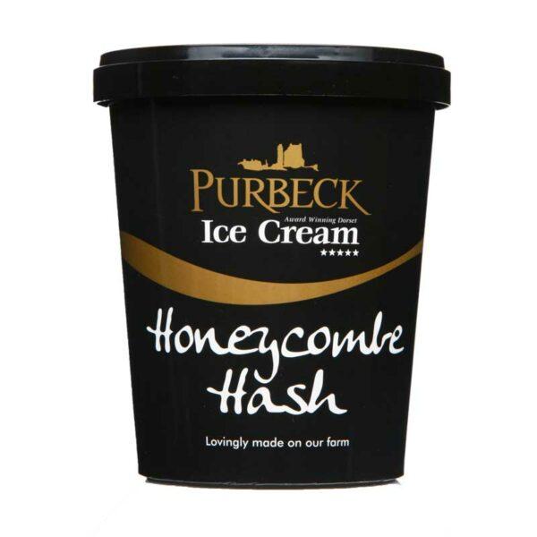 Purbecks Honeycombe Hash Ice Cream
