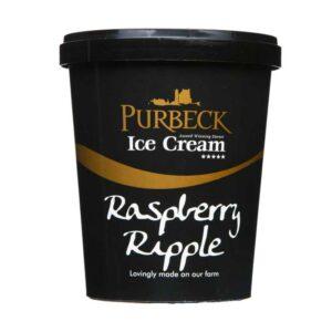 Purbecks Raspberry Ripple (500ml)