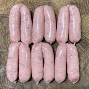 Classic Pork Sausages x12