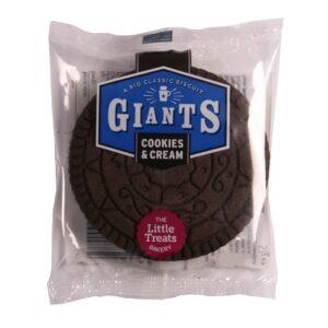 The Little Treats Bakery Giant Cookies & Cream (57g)