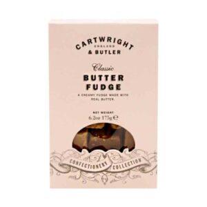 Cartwright & Butler Butter Fudge (175g)