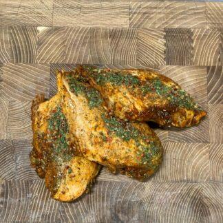 Garden Mint Part Boned Chicken Breast