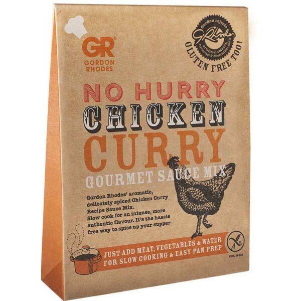 Gordon Rhodes No Hurry Chicken Curry 75g