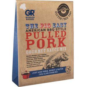 Gordon Rhodes Pig Easy American BBQ Style Pulled Pork