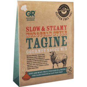 Gordon Rhodes Slow & Steamy Moroccan Tagine Sauce Mix 75g