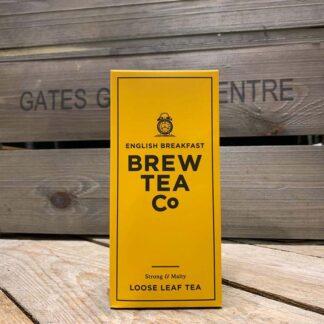 Brew Tea Co - English Breakfast Loose Leaf Tea