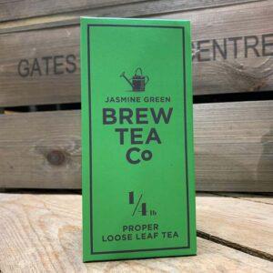 Brew Tea Co - Jasmine Green Loose Leaf Tea