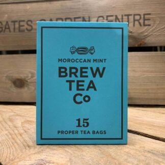 Brew Tea Co - Moroccan Mint Tea Bags (Box of 15)