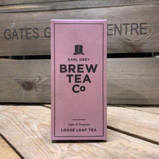 Brew Tea Co, Earl Grey Loose Leaf Tea