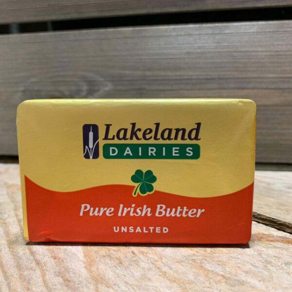 Lakeland Dairies Pure Irish Unsalted Butter 250g