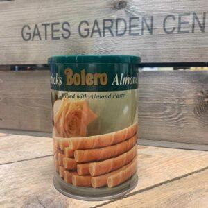 Bolero Almond Wafer Sticks 400g