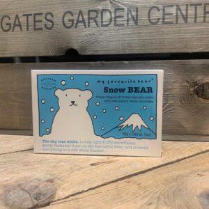 Artisan Biscuits Snow Bear 100g