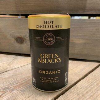 Green & Blacks Organic Hot Chocolate