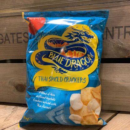 Blue Dragon Thai Spiced Crackers 70g