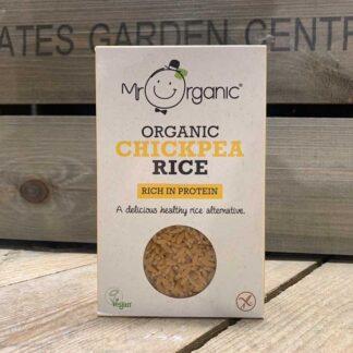 Mr Organic Organic Chickpea Rice 250g