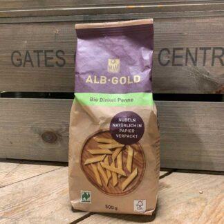 ALB GOLD - Organic Spelt Penne Pasta 500g