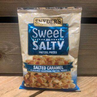 Snyders Pretzel Pieces Salted Caramel 100g