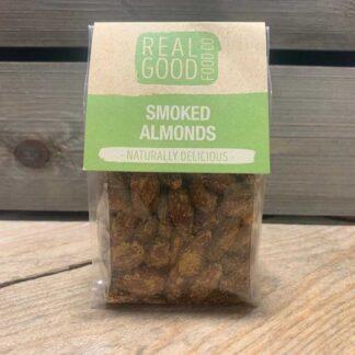 Real Good Food Co. Smoked Almonds (150g)