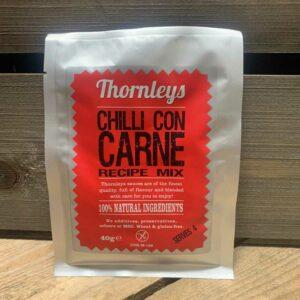 Thornleys Chilli con Carne Sauce Mix (40g)