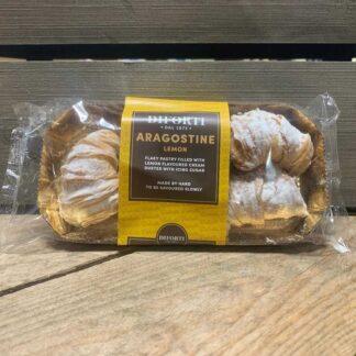 Diforti Aragostine Lemon Pastry (150g)