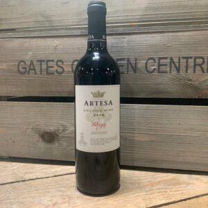 Artesa Organic, Rioja