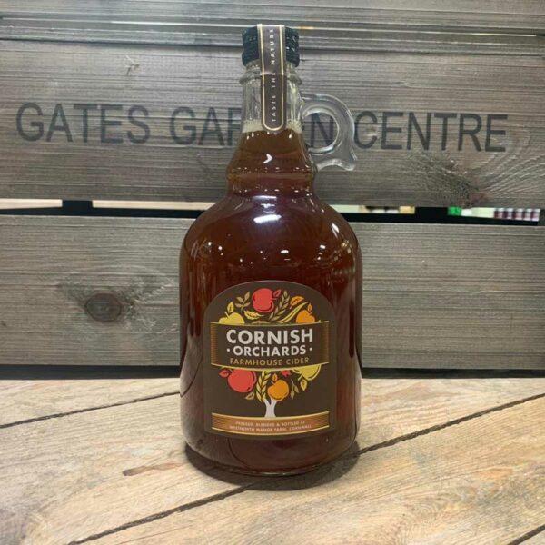 Cornish Orchards Farmhouse Still Cider Flagon 1 Ltr