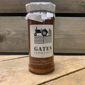 Gates Sun Dried tomato and garlic chutney 280G