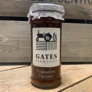 Gates Poppadom Chutney 280g