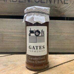 Gates Caramelised Onion Chutney 295g