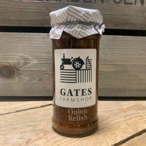 Gates FS Onion Relish 280G