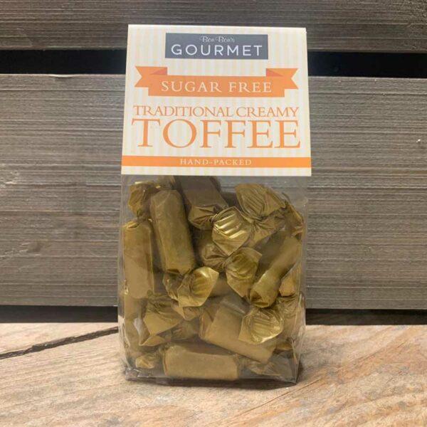 Bon Bons Sugar Free Creamy Toffee 115g