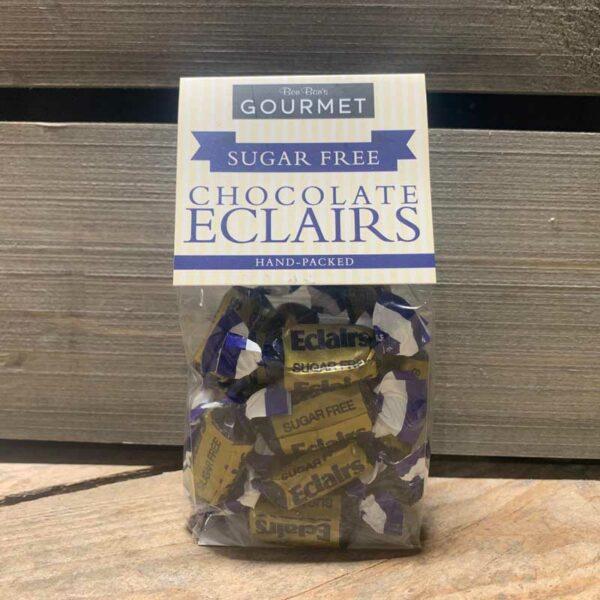 Bon Bon's Gourmet; Chocolate Eclairs