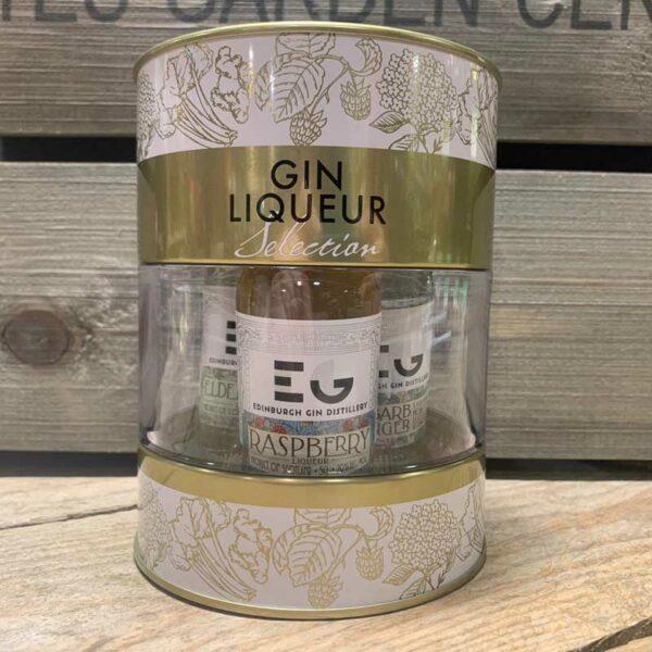 Edinburgh Gin Liqueur- Triple Selection