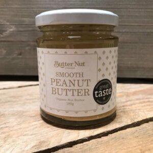 Butter Nut Smooth Peanut Butter Organic