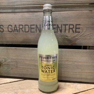 Fever Tree- Light Lemon Tonic Water 500ml