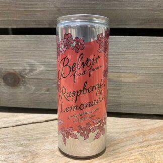 Belvoir- Raspberry Lemonade Can 250ml