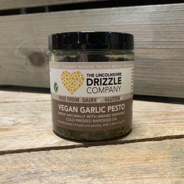 The Lincolnshire Drizzle Company- Vegan Garlic Pesto 250g