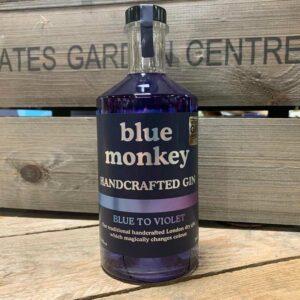 Blue Monkey Blue to Violet 70cl Gin
