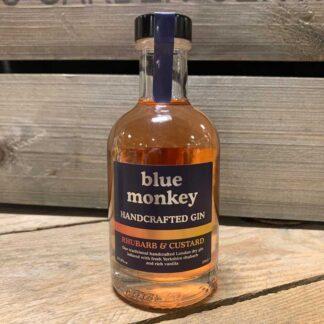 Blue Monkey Rhubarb & Custard 20cl Gin