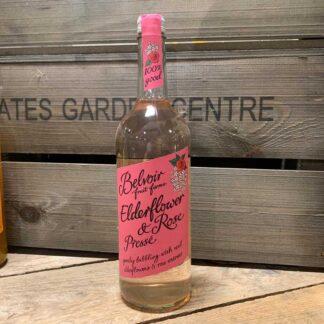 Belvoir- Elderflower and Rose Presse 750ml