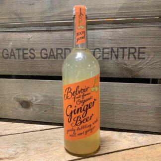 Belvoir- Organic Ginger Beer 750ml