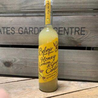 Belvoir- Honey, Lemon and Ginger Cordial 500ml