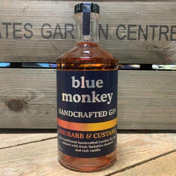 Blue Monkey Rhubarb & Custard 70cl Gin
