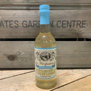 Mr Fitzpatrick's - Gooseberry and Elderflower, No added sugar cordial