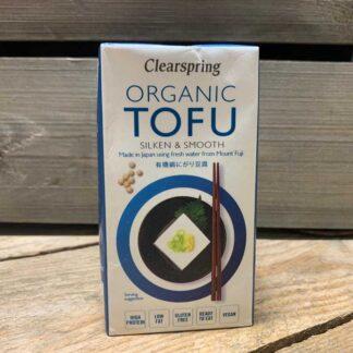 Clearspring- Organic Tofu 300g